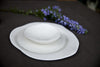Handmade Limoges Porcelain Dinner Set, contemporary dinnerset, elegant dinner set,
