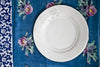 Elegant Handmade White Porcelain Dishes