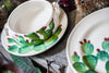 Rustic Italian-style Hand-Painted Dinner Set