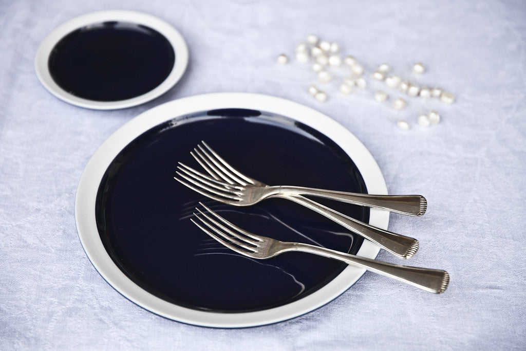 Cobalt Blue - China Dinner Set