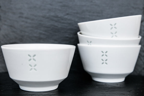 Chicco di Riso - Rice-Grain Porcelain Cup