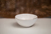 Collier - Porcelain Side Bowl with Gold Rim