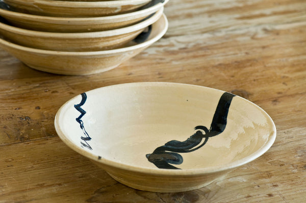 Artistic Ceramic Soup & Pasta Bowl