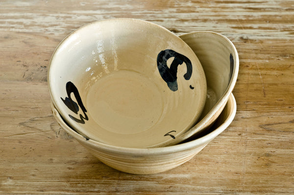 Artistic Ceramic Serving Bowls