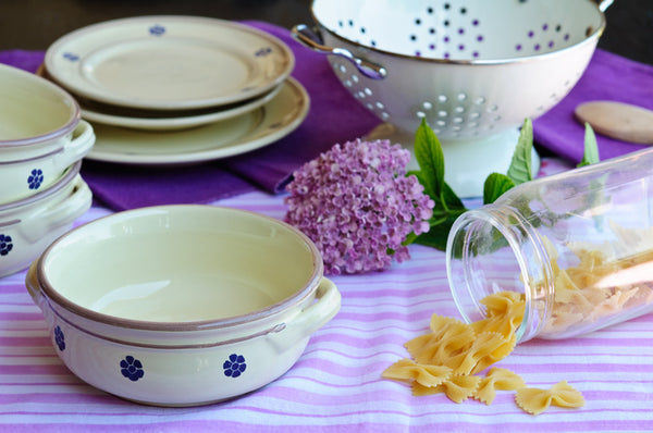 Fratelli Martina & Retro and Vintage Style Dinner Plates Bowls and Dinnerware \u2013 DishesOnly