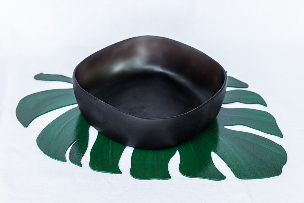 Handmade Resin Bowl by Tina Frey