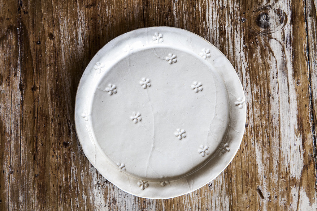 Vecchi Pizzi - Handmade Embroidered Plates