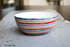 colorful Handmade Ceramic Bowl