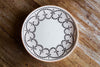 Hand-Painted Decorated Plates Made in Italy