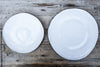 Nuvola - Milky White Dinner Set