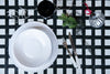 Nuvola - Milky White Xmas Dinner Set