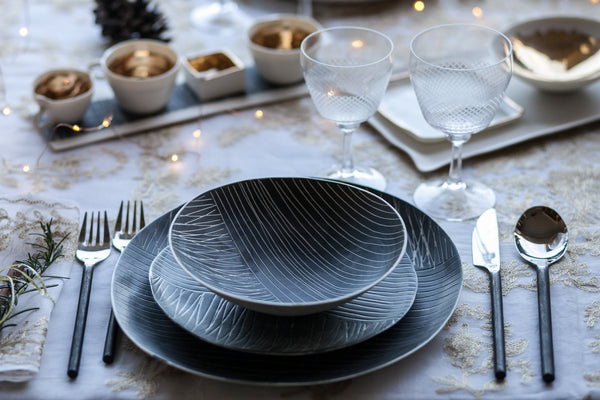 Linee - 5-Piece One-off Dinner set