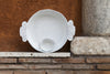 Tarquinia - Rustic-Chic Ceramic Side Bowl