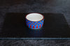 Hand-Painted Ceramic Side Bowl