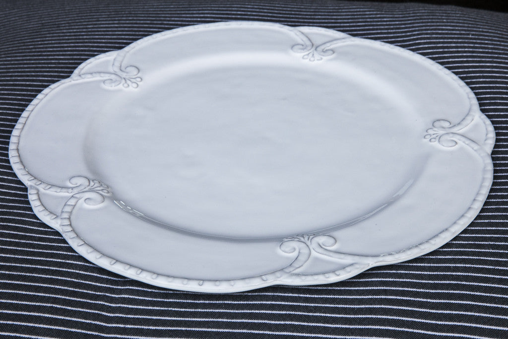 Barocco - Vintage Style Ceramic Dinner Set