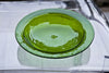 Glass Dish Made in Italy, branded dinnerware, branded dinnerset, high end dinnerware sets, luxury dinner ware sets,
