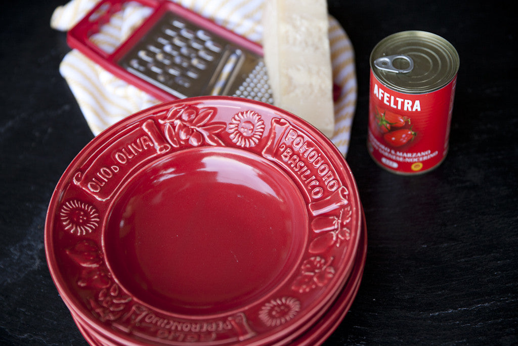 Authentic Italian Pasta bowls