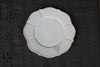 Regina - Ceramic Scalloped Dinner Plate