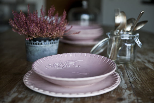 Italian Elegant Ceramic Dinner Set & Shabby Chic Tableware and Dinner Sets u2013 DishesOnly