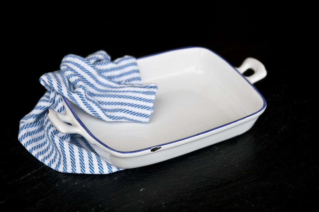 Ceramic Enamel Baking Pan