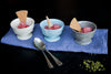 Italian-Style Colorful Ice Cream Bowls