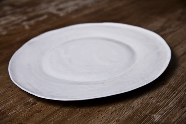 arGYla. NuvolaWhite Ceramic Dinner Plate & Unique Cool and Modern Italian Dinner Plates u2013 DishesOnly