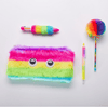 Kawaii Rainbow Pencil Case Set AHA0492