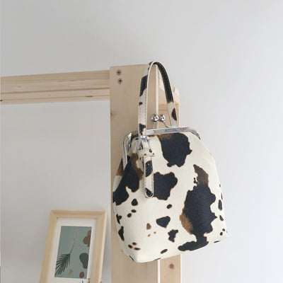 Harajuku  Kawaii Cow Pattern Crossbody Bag JBD293