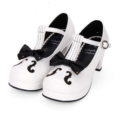 Mori Girl Lolita Shoes JAS283