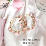 2019 Ulzzang Korea Fashion Cute Earrings AHA3998