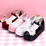 Lolita Kawaii Cat Paw Shoes AHA4500