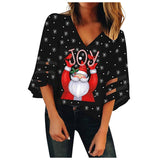 Kawaii Santa Claus Christmas Shirt XMAS304922