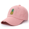 Kawaii Pineapple Baseball Cap JM98
