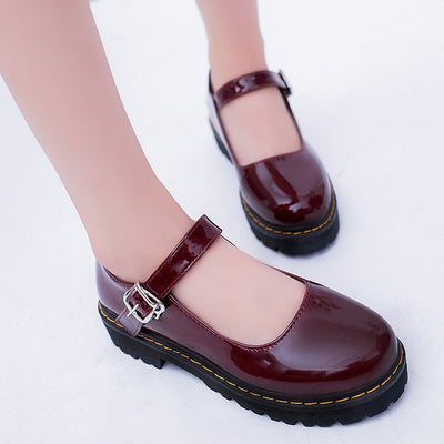 Japanese Student Shoes JMA812