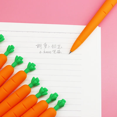 Kawaii Carrot Pencil 0.5mm JSN203