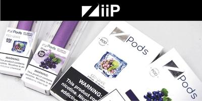 ZIIP Labs Ziip Pods Third Party JUUL Pods Compatible Montreal Vape