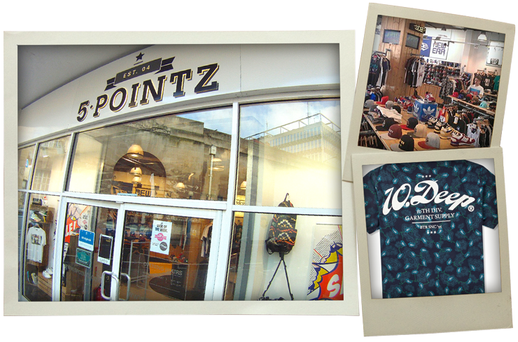5 Pointz Bristol - Independent Store