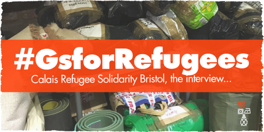 Calais Refugee Solidarity Bristol - The Interview