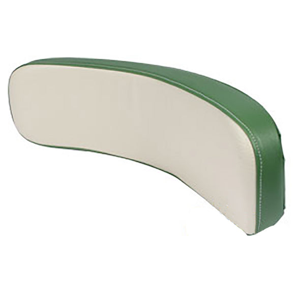 103BR-AIC Green & White Backrest