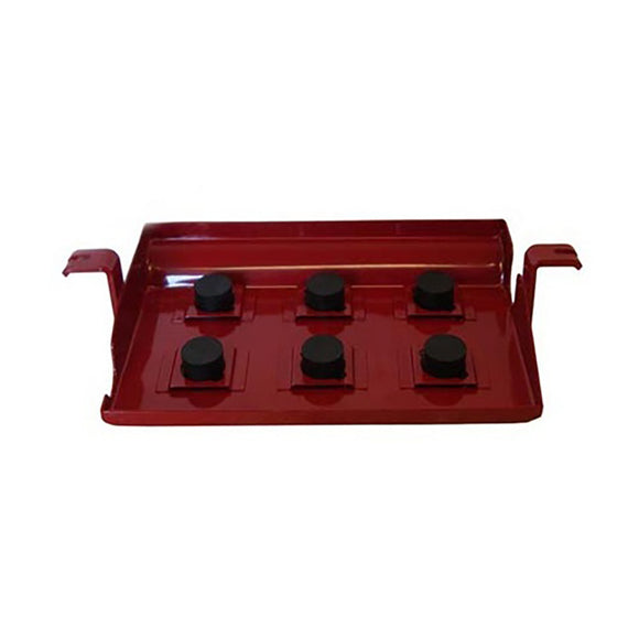 51707D-AIC Red Battery Box