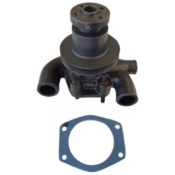 742558M91-AIC Water Pump w/ Pulley