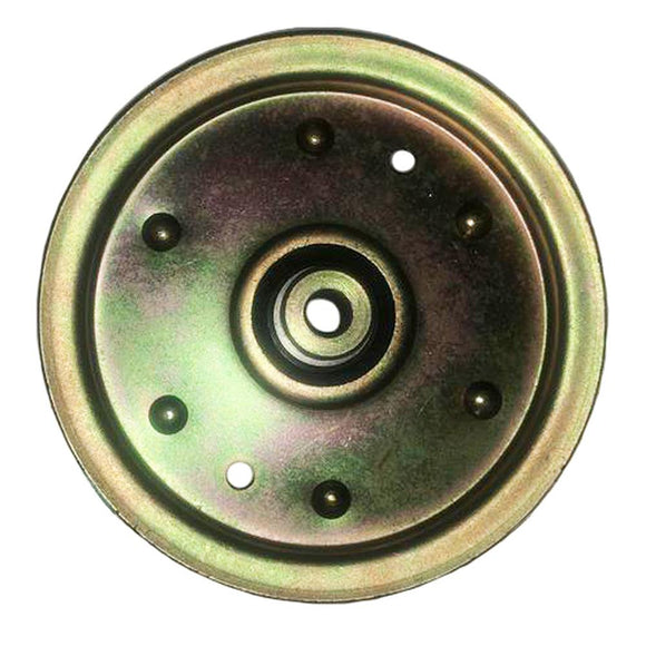 MOM70-0055-AIC Flat Idler Pulley (Zinc)