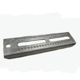"TLU28-0013-AIC 10"" Upright Bunk Board Bracket"