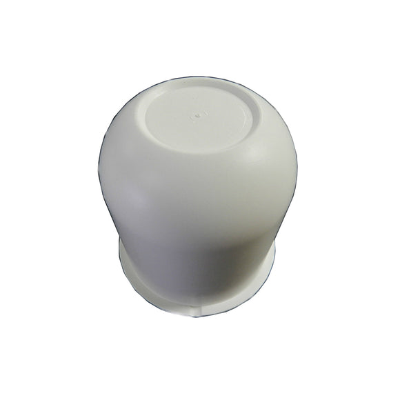 TLU94-0002-AIC Hub Center Cap (White)