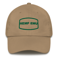 Hemp Emu Dad Hat - HEMP EMU™
