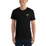 Embroidered T-Shirt - HEMP EMU™