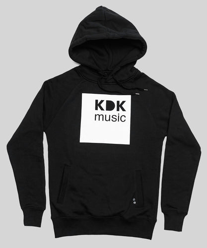 KDK Music Hoody black