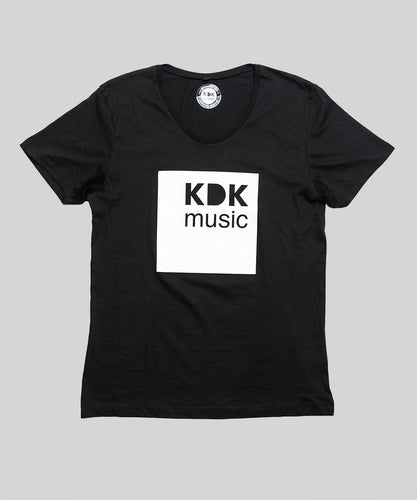 KDK Music T-Shirt black
