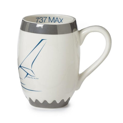 Boeing 737 Max Engine Mug