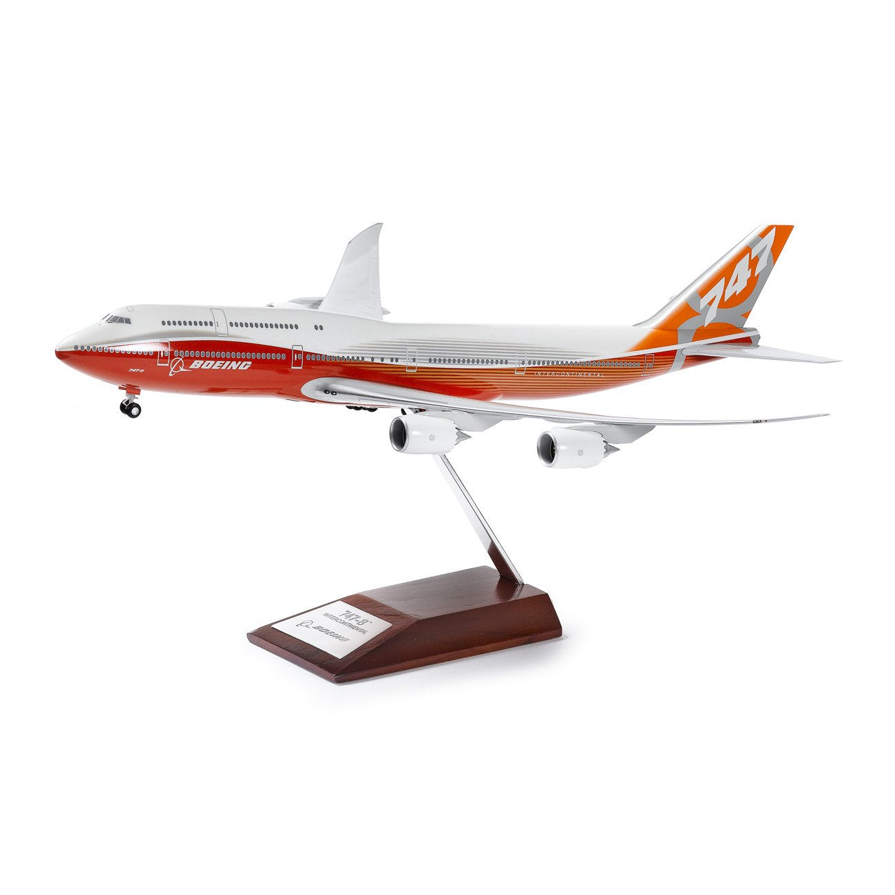 "1/200 Boeing 747-8IC ""Sunrise"""